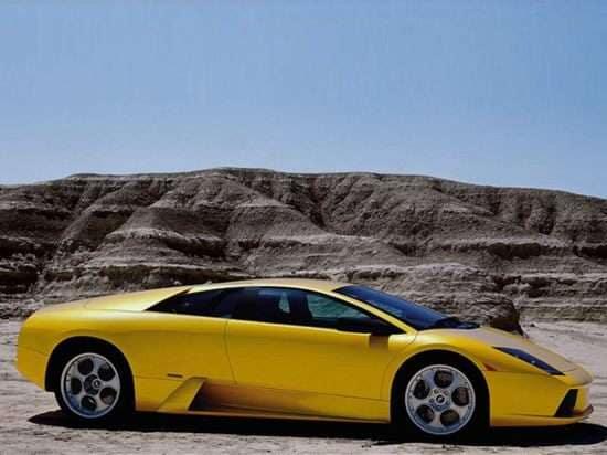 Great 2003 Lamborghini Murcielago