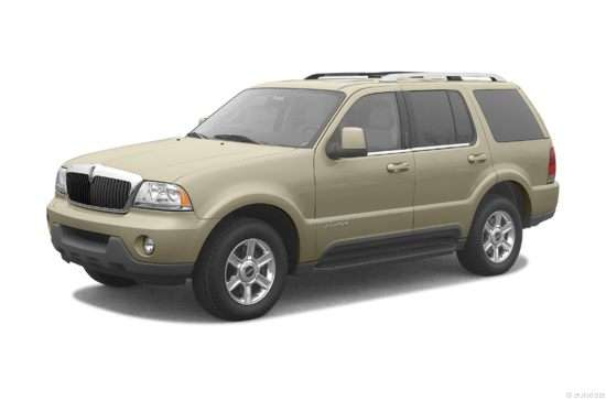 2003 Lincoln Aviator Luxury (100A) 4x2