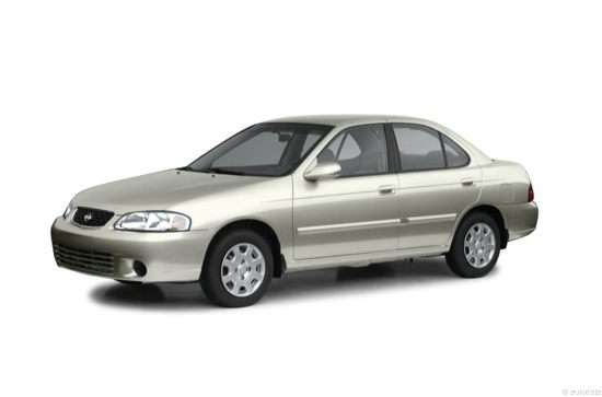 2003 Nissan Sentra GXE (CAL) SULEV (A4)