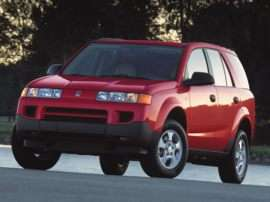 2003 Saturn VUE 4 CYL All-wheel Drive