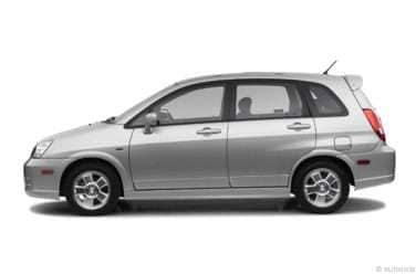 2003 Suzuki Aerio Sx Models Trims Information And Details