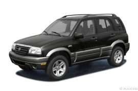 2003 Suzuki Grand Vitara Base 4x2