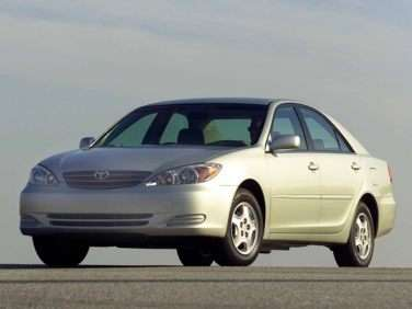 2003 Toyota Camry Specifications Details And Data Autobytel Com