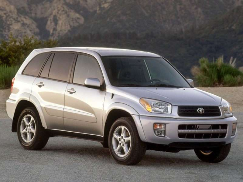 2003 Toyota RAV4 Pictures including Interior and Exterior Images ...