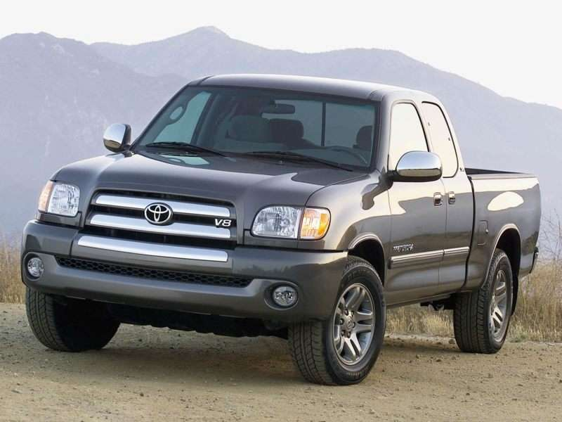 2003 Toyota Tundra Pictures including Interior and ...