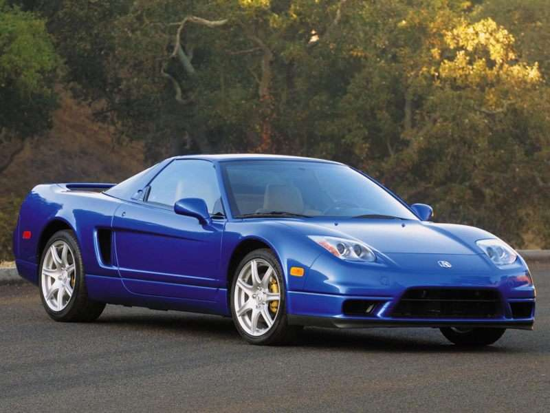 2004 Acura NSX T Pictures Including Interior And Exterior Images |  Autobytel.com