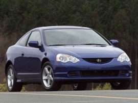 2004 Acura RSX Type S 2dr Coupe