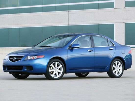 2004 Acura TSX Models, Trims, Information, And Details