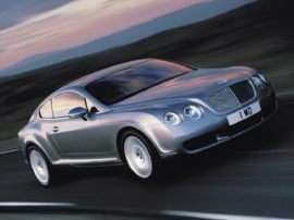 2004 Bentley Continental GT Base Coupe