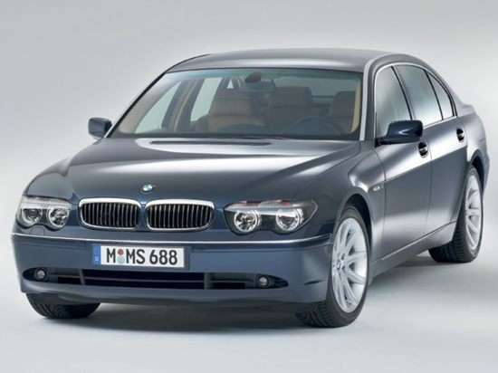 2004 Bmw 760 Models Trims Information And Details