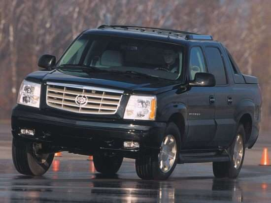 2004 Cadillac Escalade EXT Models, Trims, Information, and Details