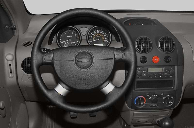 2004 Chevrolet Aveo Pictures Including Interior And Exterior Images