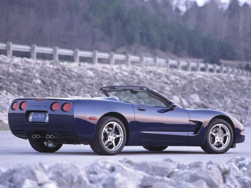 Research the 2004 Chevrolet Corvette