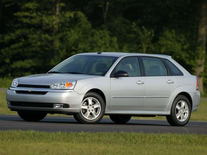 2004 Chevrolet Malibu Maxx Pictures Including Interior And Exterior Images  | Autobytel.com