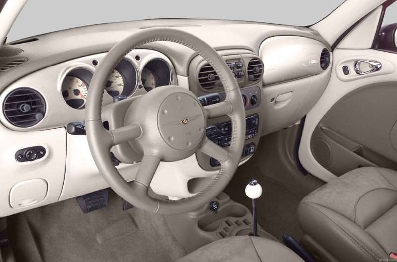 2004 Chrysler PT Cruiser Pictures Including Interior And Exterior Images |  Autobytel.com