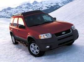 2004 Ford Escape XLS Front-wheel Drive