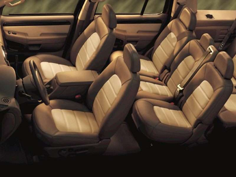 2004 Ford Explorer Pictures Including Interior And Exterior Images