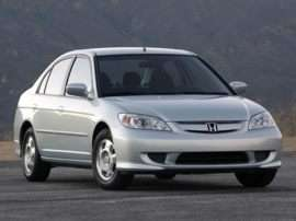 2004 Honda Civic Hybrid 4dr Sedan