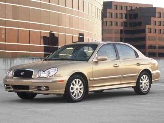 2004 Hyundai Sonata Models, Trims, Information, and Details ...
