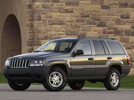 Awesome 2004 Jeep Grand Cherokee