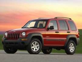 2004 Jeep Liberty Renegade 4dr 4x4