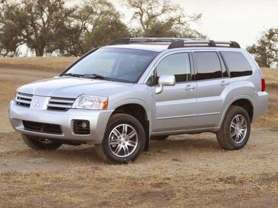 2004 Mitsubishi Endeavor Models Trims Information And Details