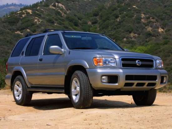 2004 Nissan Pathfinder Models, Trims, Information, and Details ...
