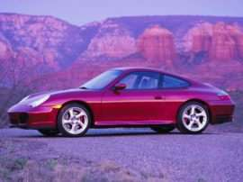 2004 Porsche 911 GT2 2dr Rear-wheel Drive Coupe