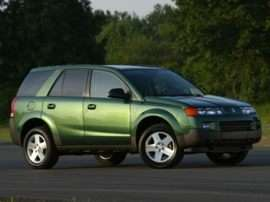 2004 Saturn VUE 4 CYL Front-wheel Drive
