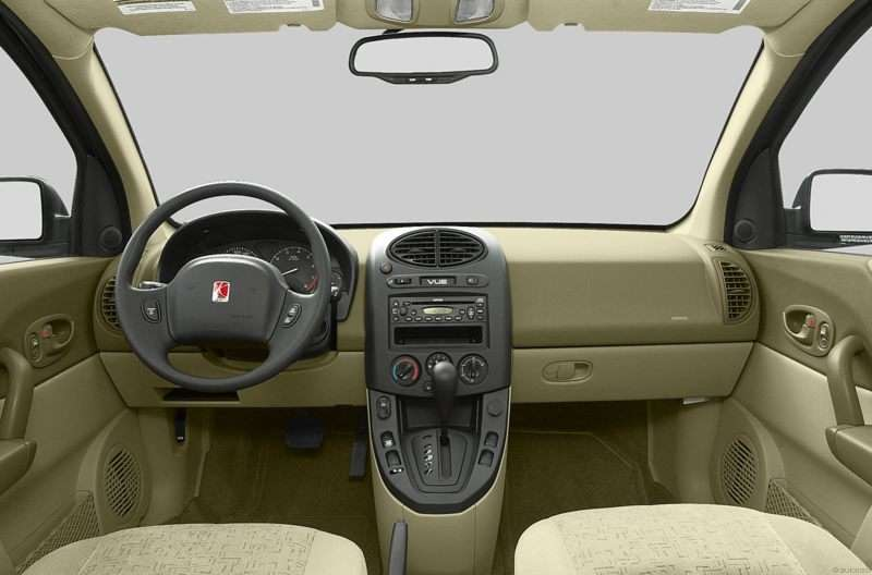 2004 Saturn Vue Pictures Including Interior And Exterior Images