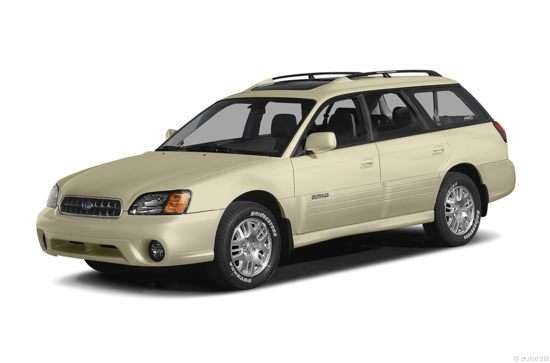 2004 Subaru Outback Base (A4) Wagon