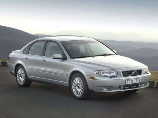2004 Volvo S80 2.5T FWD