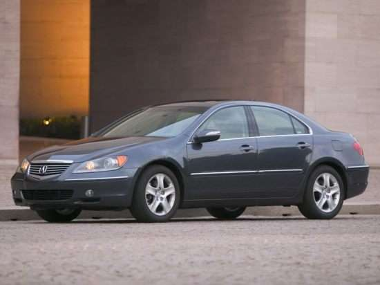 2005 acura models
