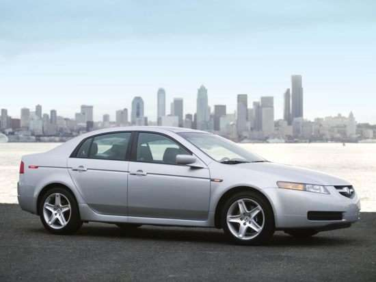 2005 Acura Tl Models Trims Information And Details Autobytel