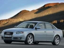 2005 Audi A4 2.0T 4dr Front-wheel Drive FrontTrak Sedan