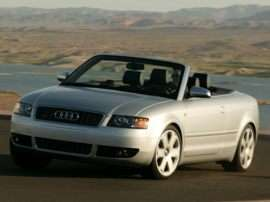 2005 Audi S4 Base 2dr All-wheel Drive Quattro Cabriolet