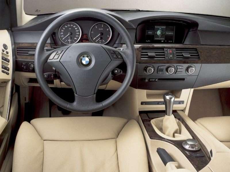 BMW Pictures BMW Pics Autobytelcom - 545 bmw