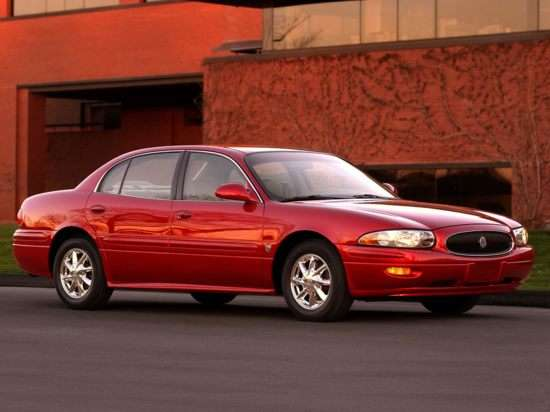 Oemexteriorfront on 2000 Buick Park Avenue Review