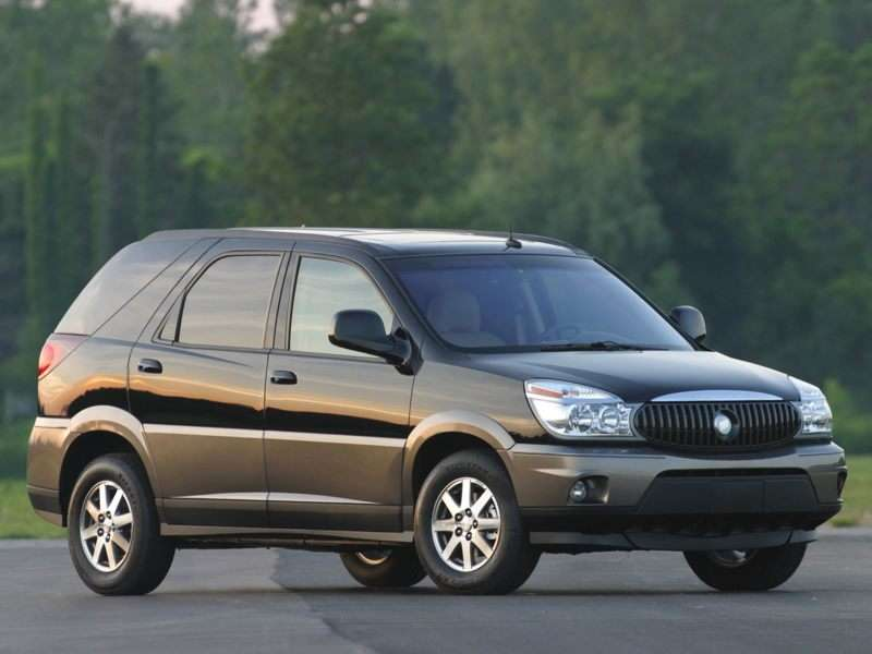 2005 Buick Rendezvous Pictures Including Interior And Exterior Images Autobytel