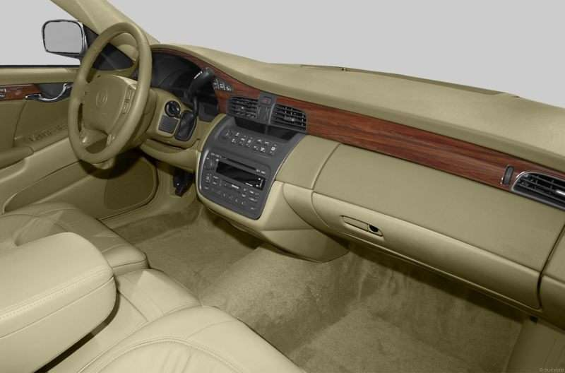 2005 Cadillac Deville Pictures Including Interior And Exterior