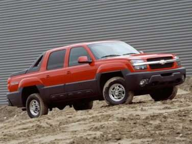 2005 Chevrolet Avalanche 1500 Exterior Paint Colors And