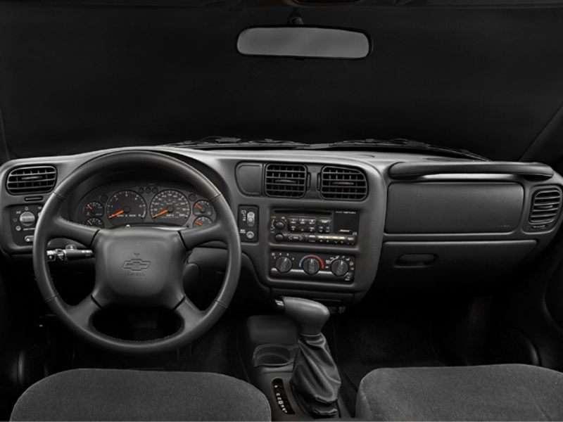 Used Chevrolet Blazer Pictures Used Chevrolet Blazer Pics