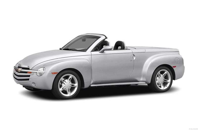 2 800 threequartersview 38291 2005 chevrolet ssr pictures including interior and exterior images