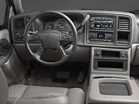 2005 Chevrolet Tahoe Pictures Including Interior And