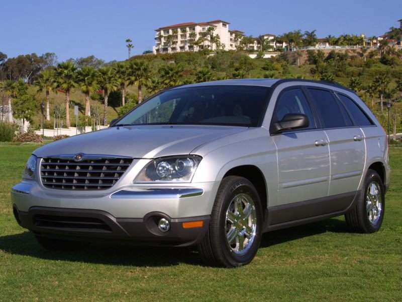 2005 Chrysler Pacifica Pictures Including Interior And Exterior Images |  Autobytel.com