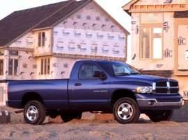 2005 Dodge Ram 2500 SLT/Laramie 4x2 Regular Cab 140.5 in. WB