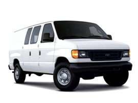 2005 Ford E-250 Commercial Cargo Van