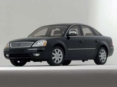 2005 Ford Five Hundred Models Trims Information And