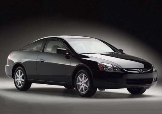 2005 Honda Accord 2.4 LX Special Edition w/PZEV (A5) Coupe