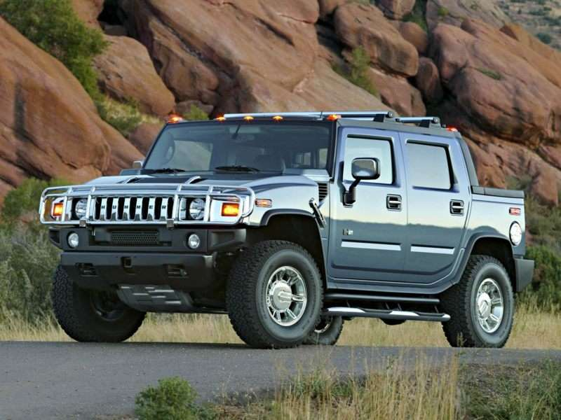 2005 Hummer H2 Sut Pictures Including Interior And Exterior Images